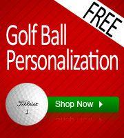 Golf Ball Personalization!