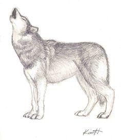 howwl wolf art - Szukaj w Google