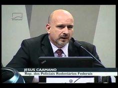 CCJ discute propostas de unificação e desmilitarização das polícias
