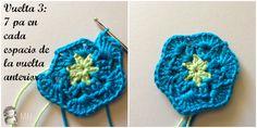 No se si habéis visto por Internet los animales hechos con Hexágonos African Flower a crochet (y cuadrados, triángulos, medios hexágonos,...).    En el blog de Heidi Bears hay montones de ellos. Tiene