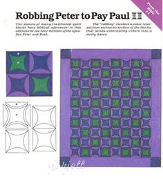 Robbing-Peter-to-Pay-Paul-Quilt-Block-Quilt-sewing-pattern-templates