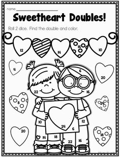 FREE Valentine's Day Doubles