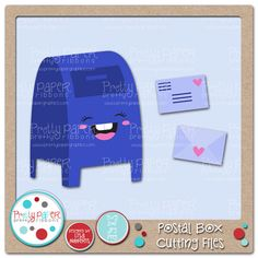 Postal Box Cutting Files- Available for FREE until Fri, March 3