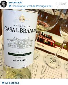 'Caravana dos Vinhos do Tejo' - 'Grande Prova Anual de Vinhos do Tejo' no Instagram Empratado.