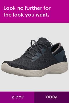 sale retailer 0e08b b3607 Skechers, Trainers, Walking, Navy, Free, Shopping, Shoes, Accessories,