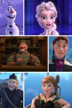 Which Disney Frozen Character said it? Frozen Quiz, Disney Frozen, Disney Quiz, Cute Disney, Disney And Dreamworks, Disney Pixar, Disney Characters, Olaf, Walt Disney World