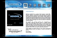 [2006] webSite for ICON