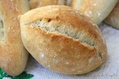 55 Ideas bread recipes rolls baking for 2019 Best Bread Recipe, Bread Recipes, Cooking Recipes, Banana Recipes Easy Healthy, Easy Recipes, Salvadorian Food, Homemade Dinner Rolls, Baked Rolls, Pan Bread