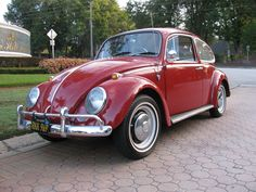 1966 Volkswagen Beetle 1300 with Sunroof. - Vantage Sports Cars | Vantage Sports Cars