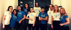 La startup incubée du mois : Teezily   Université Paris-Dauphine  Ouvert depuis le mois de janvier 2014, Teezily est un intermédiaire qui permet aux associations de se soustraire de toutes les contraintes financières et logistiques pour commercialiser simplement leurs produits dérivés sans avancer le moindre euro. Les associations n'ont alors qu'à en assurer la promotion, notamment sur les réseaux sociaux.