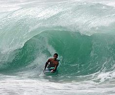 Check this one off the list. Nothing compares. #bodyboarding #shorebreakbarrel #beenthere