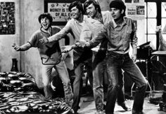 "NBC's sitcom with music ""The Monkees"" began production on this date, June 2 in 1966. The show would premiere Sept. 12, 1966 and quickly catapult its young stars-Davy Jones, Micky Dolenz, Peter Tork and Mike Nesmith-to the top of the pop charts and teeny-bopper heartthrob status. Jones died in 2012; Dolenz, Tork and Nesmith are currently on tour."