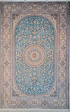 Nain Habibian 5x7 Super Fine 4 line 90 raj