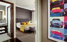 Jaguar Suite au Taj 51 Buckingham Gate, Londres #tajhotels