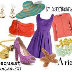 Ariel - Disneybound