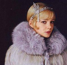 Gatsby hair#1920's