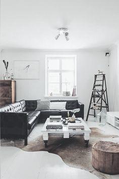 Una casa total white