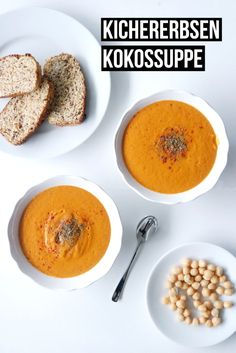 kichererbsensuppe kokos gesund clean eating blog rezept