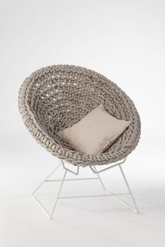 LANA CHAIR Design by Milena Romero in Collaboration with Monika Brückner