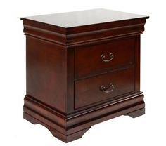 Furniture of America Summerville 2-Drawer Nightstand, Dark Cherry Furniture of America http://www.amazon.com/dp/B008XEVWAM/ref=cm_sw_r_pi_dp_-Yw0ub03QFJQZ