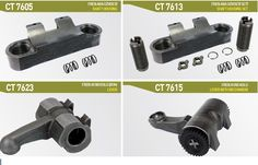 Various kind of  Various Type Brake Caliper For Trucks Buses Vans and Traile