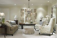 Living-room Design | by Candice Olson Designs