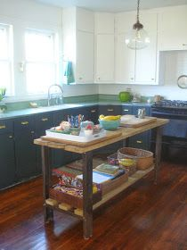 Aesthetic Outburst: Farmhouse kitchen...