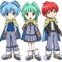 "Funimation Announces ""Koro Sensei Quest! Anime Films, Anime Characters, Anime English Dubbed, Streaming Anime, 2016 Anime, Anime News Network, Nagisa Shiota, Nagisa And Karma, Fanart"