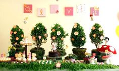 TUDO PRA SUA FESTA: Decoração para festa de aniversário infantil Tema