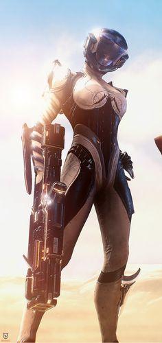 Mode Cyberpunk, Cyberpunk Girl, Cyberpunk Character, Futuristic Armour, Futuristic Art, Warframe Tennogen, Armor Concept, Concept Art, Character Design
