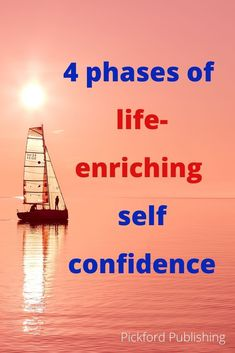 Self-confidence is something that all of us need if we are to cope in the face of life's continuous challenges. It gives us the courage to. Lack Of Self Confidence, Building Self Confidence, Fourth Phase, Feeling Inadequate, Self Discipline, Self Improvement Tips, Self Esteem, Gain, Anxiety