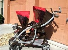 Graco Quattro Tour Duo (Double Stroller)    Price: $130.00