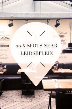 """Want to grab a bite near Leidseplein, but do not want to end up in a wrong touristic place? Go to http://www.yourlittleblackbook.me/leidseplein-in-amsterdam/ to find the 20 spots you dó want to visit there! Planning a trip to Amsterdam? Check http://www.yourlittleblackbook.me/ & download """"The Amsterdam City Guide app"""" for Android & iOs with over 550 hotspots: https://itunes.apple.com/us/app/amsterdam-cityguide-yourlbb/id1066913884?mt=8 or…"""