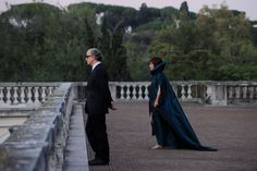 "Toni Servillo and Sabrina Ferilli in Paolo Sorrentino's ""La Grande Bellazza"" (2013)"