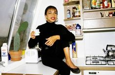 Sade Adu in 1985. Photo: Getty Images