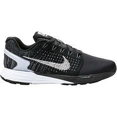 8782094fd849 Womens Nike Lunarglide 7 Flash Running Shoes Black 803567001 7 -- Check out  the image by visiting the link.