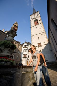 Old town of Chur Davos, Zermatt, Lausanne, Chur Switzerland, Basel, Grindelwald, Kirchen, Old Town, Fountain