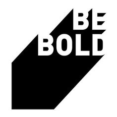 Be Bold Office Quote Wall Decals ❤ liked on Polyvore featuring home, home decor, wall art, words, text, quotes, article, magazine, letters and filler