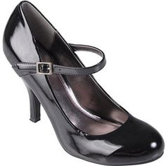Mary Jane Pumps...a cute shoe to go with that perfect holiday party dress.