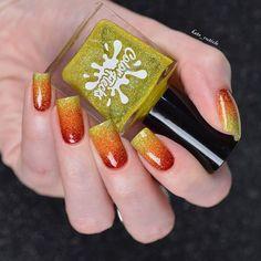 Создаю осеннее настроение с помощью градиента лаками @colorflecks 💛Narcissus 🧡Tiger Lily ❤Velvet Rose #colorflecks #colorflecksNarcissus… Autumn Nails, Jewelry, Fashion, Moda, Jewels, Fashion Styles, Schmuck, Jewerly, Jewelery