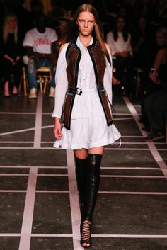 Spring 2015 Ready-to-Wear - Givenchy