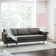 Axel Upholstered Sofa #westelm