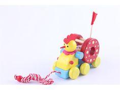 Işıklı Ahşap Araba -  - Anne, Bebek, Çocuk - 8,99 TL | markapella