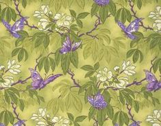 Glorious Garden - Butterfly - FreeSpirit for Quilting | Make It Coats