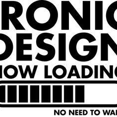'Ironic design now loading' by Minouchtik Curtain Accessories, Long Hoodie, Chiffon Tops, My Design, Classic T Shirts, Framed Prints