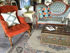 North Country Vintage lounge