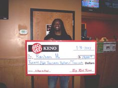 Rashad Won $28,000