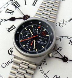 "ORFINA by Porsche-Design ""MILITARY"" chronograph"