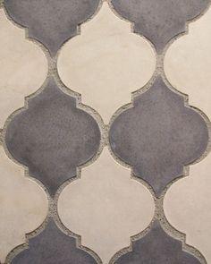 Arabesque Pattern 5B - mediterranean - floor tiles - los angeles - ARTO