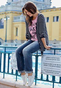 #plussize #plussizefashion #fashion #nautic #flair #sheego